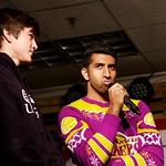 Newport Mesa Regional Ministry SSM Student Services, Sunday Dec 18, 2016.  Photographer: David Bremmer